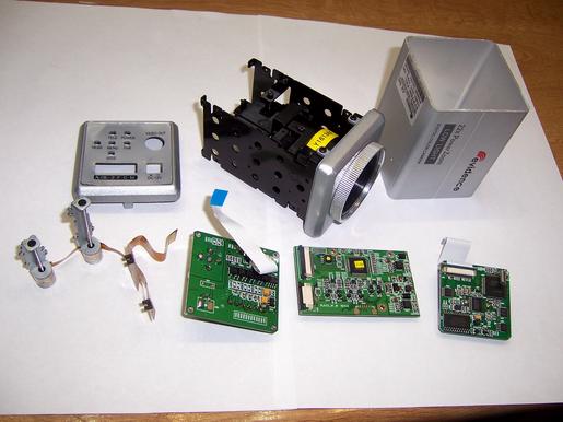 Обратная разработка аналоговой видеокамеры - 15