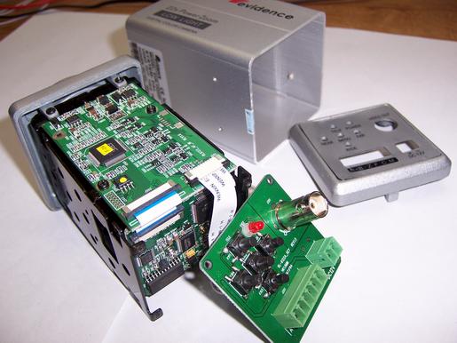 Обратная разработка аналоговой видеокамеры - 17