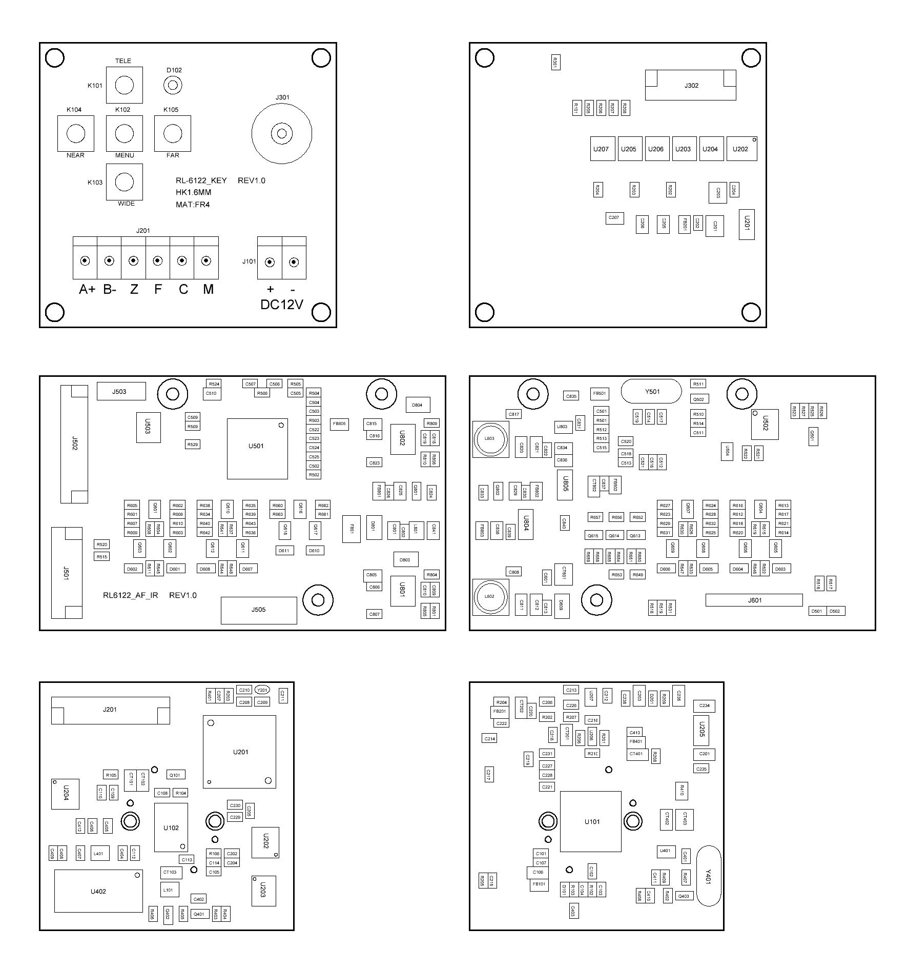 Обратная разработка аналоговой видеокамеры - 24