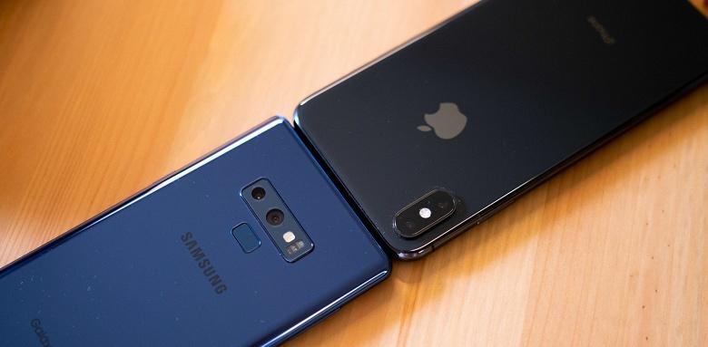 Продажи дорогих iPhone пострадали от коронавируса меньше, чем продажи аппаратов Samsung. Но лучше всех чувствует себя Xiaomi