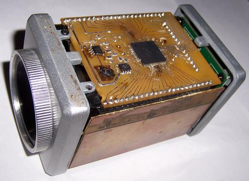 Разработка прошивки для аналоговой видеокамеры EVR-Y2022F - 15