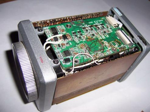 Разработка прошивки для аналоговой видеокамеры EVR-Y2022F - 16