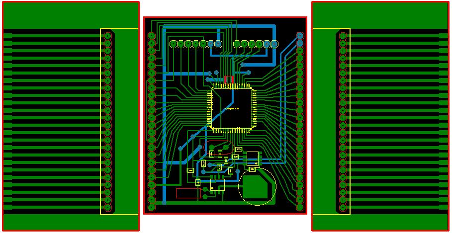 Разработка прошивки для аналоговой видеокамеры EVR-Y2022F - 2