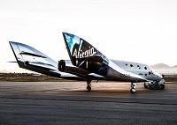 Космический корабль SpaceShipTwo совершил первый полет с посадкой на полосу Spaceport America - 2