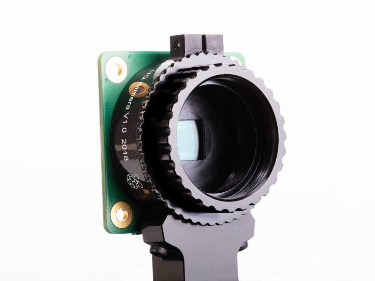 Новая камера для Raspberry Pi рассчитана на сменные объективы