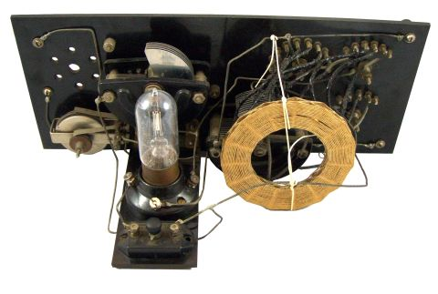 Джон Рейнарц и его легендарный радиоприёмник - 2