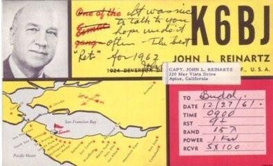 Джон Рейнарц и его легендарный радиоприёмник - 1