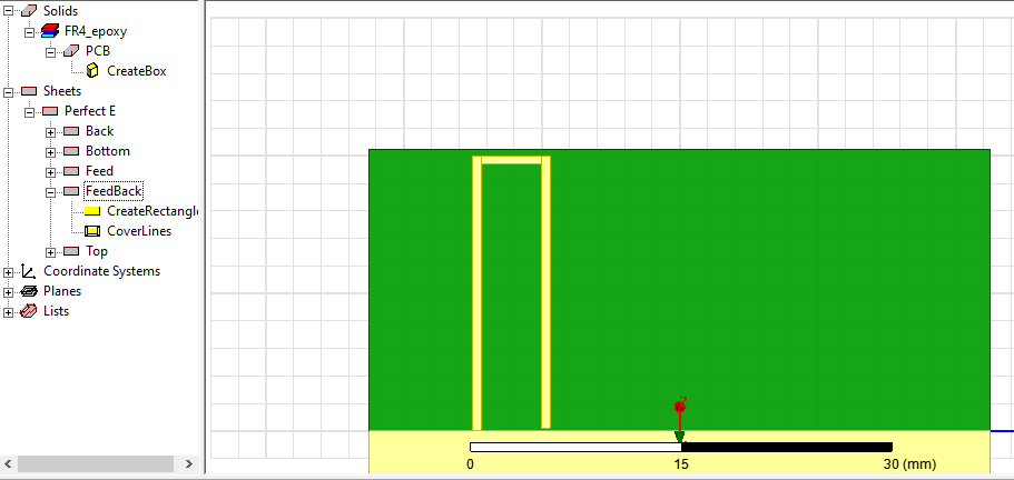 Моделирование меандровой инвертированной-F антенны – это просто - 10