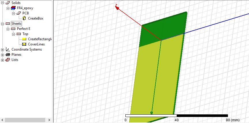 Моделирование меандровой инвертированной-F антенны – это просто - 7
