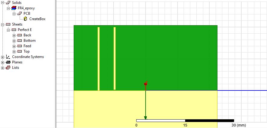 Моделирование меандровой инвертированной-F антенны – это просто - 9