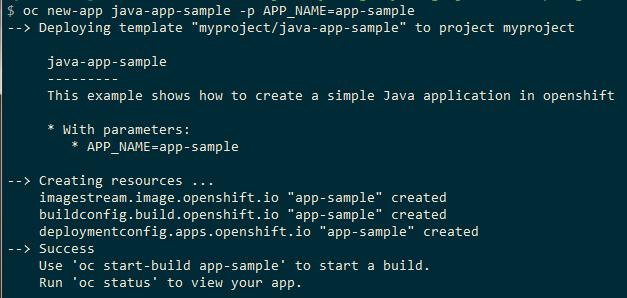 Развертывание Java приложения в OpenShift - 4