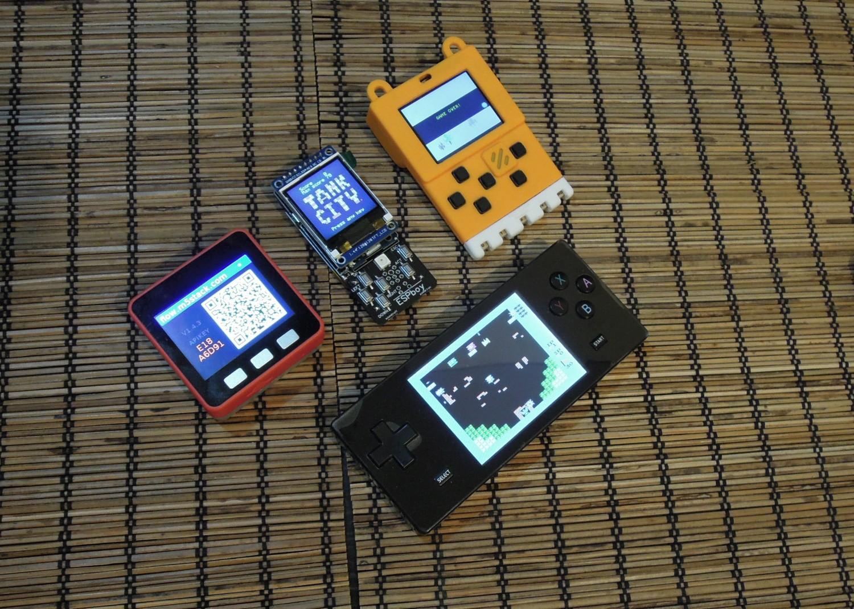 Часть 2: Mодули и AppStore. ESPboy — гаджет для ретро игр и экспериментов с IoT - 2