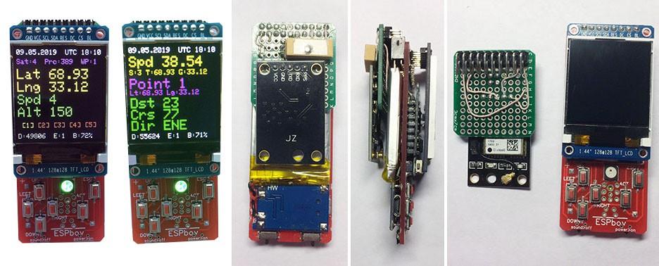 Часть 2: Mодули и AppStore. ESPboy — гаджет для ретро игр и экспериментов с IoT - 8