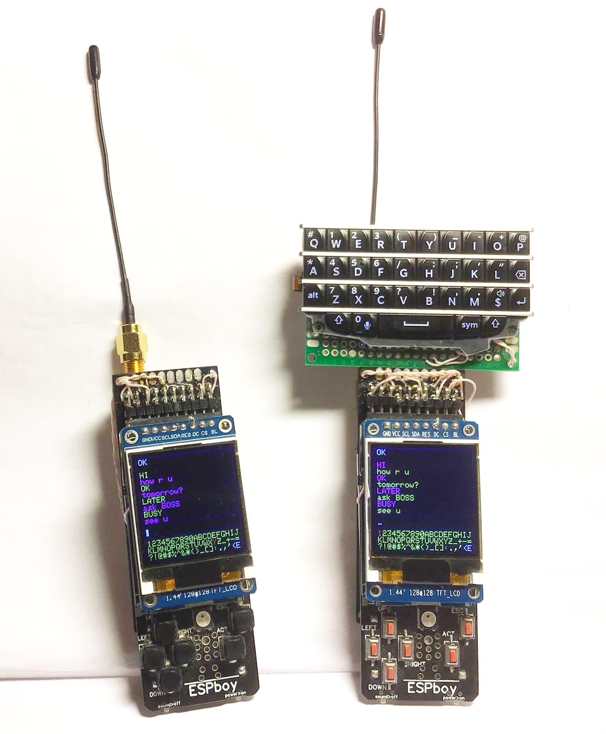 Часть 2: Mодули и AppStore. ESPboy — гаджет для ретро игр и экспериментов с IoT - 9