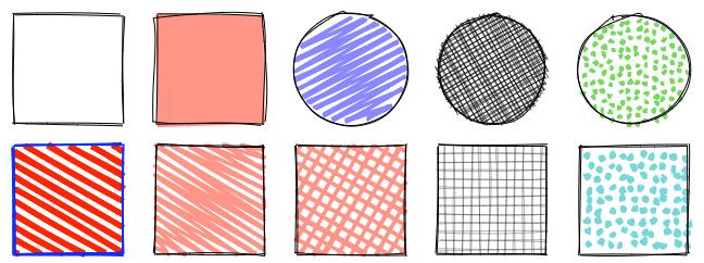 Имитация рисования от руки на примере RoughJS - 1