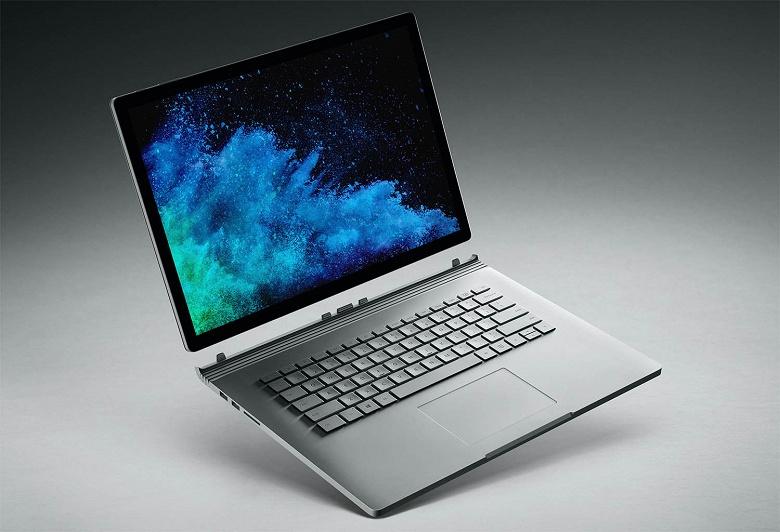 Microsoft в своих ноутбуках пока обойдётся без процессоров AMD. Surface Book 3 и Surface Go 2 засветились в Сети