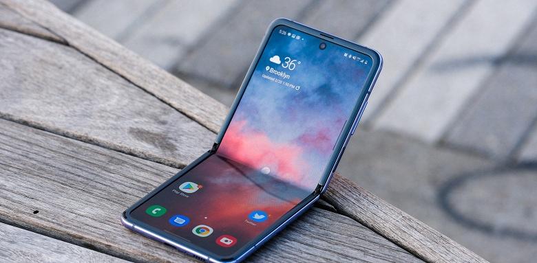 Раскладушке Samsung Galaxy Z Flip не страшен никакой коронавирус. Продажи в марте выросли в полтора раза