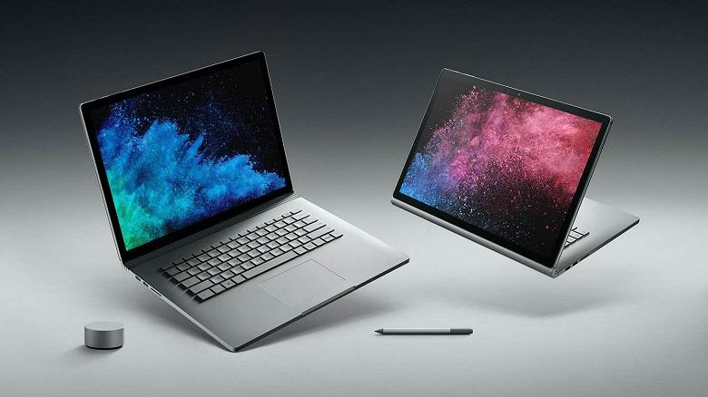 В отличие от нового MacBook Pro 13, ноутбуки Microsoft Surface Book 3 можно будет назвать игровыми ПК