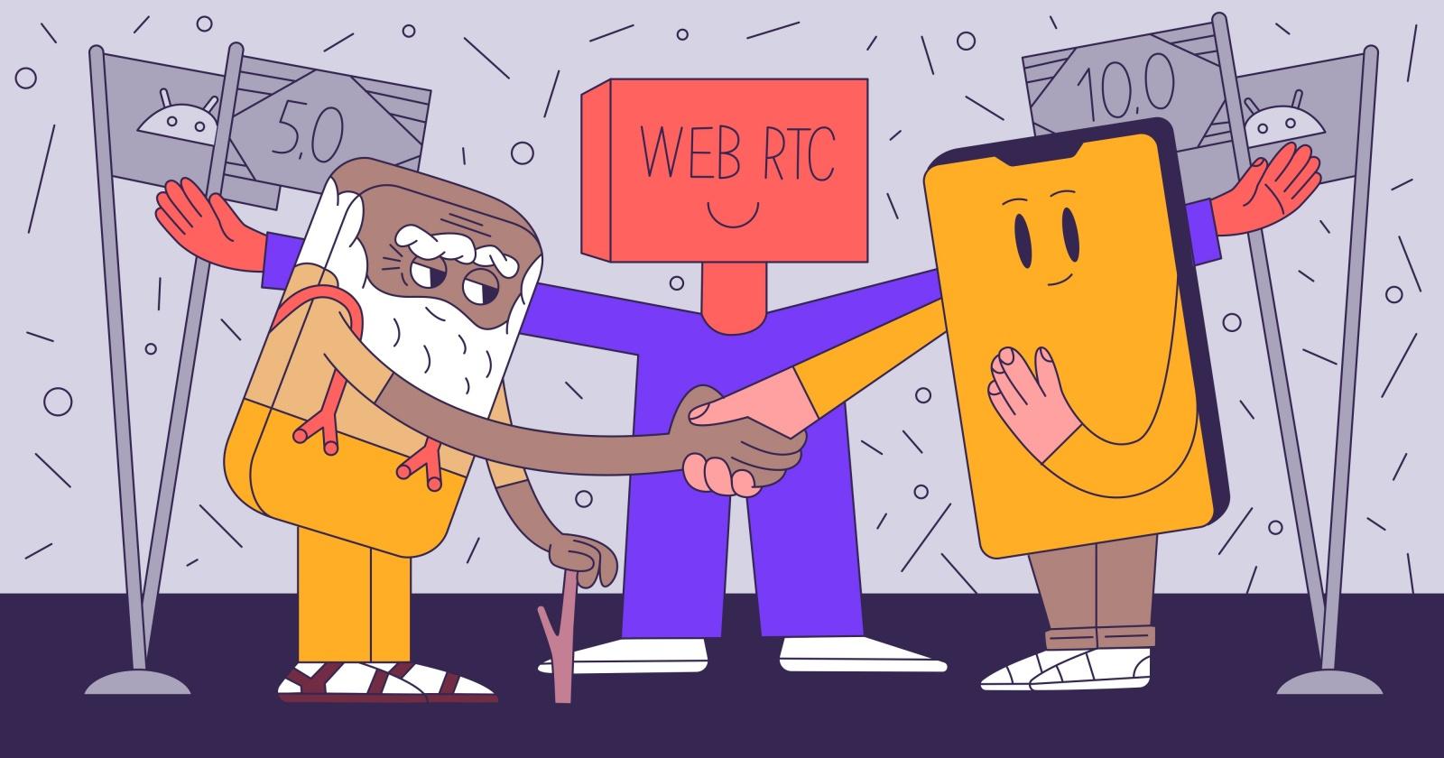 WebRTC на Android: как включить аппаратное кодирование на множестве устройств - 1