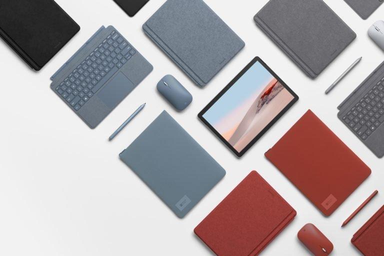 Полноценный планшет по цене iPhone SE. Представлен Microsoft Surface Go 2