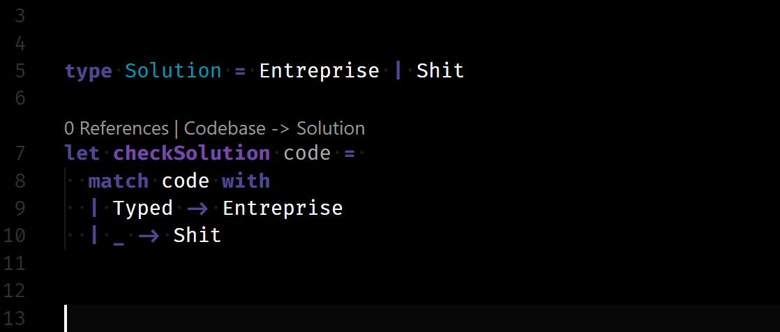 Динамическая типизация — это не инструмент для разработки. Это чепуха (паршивая) - 1