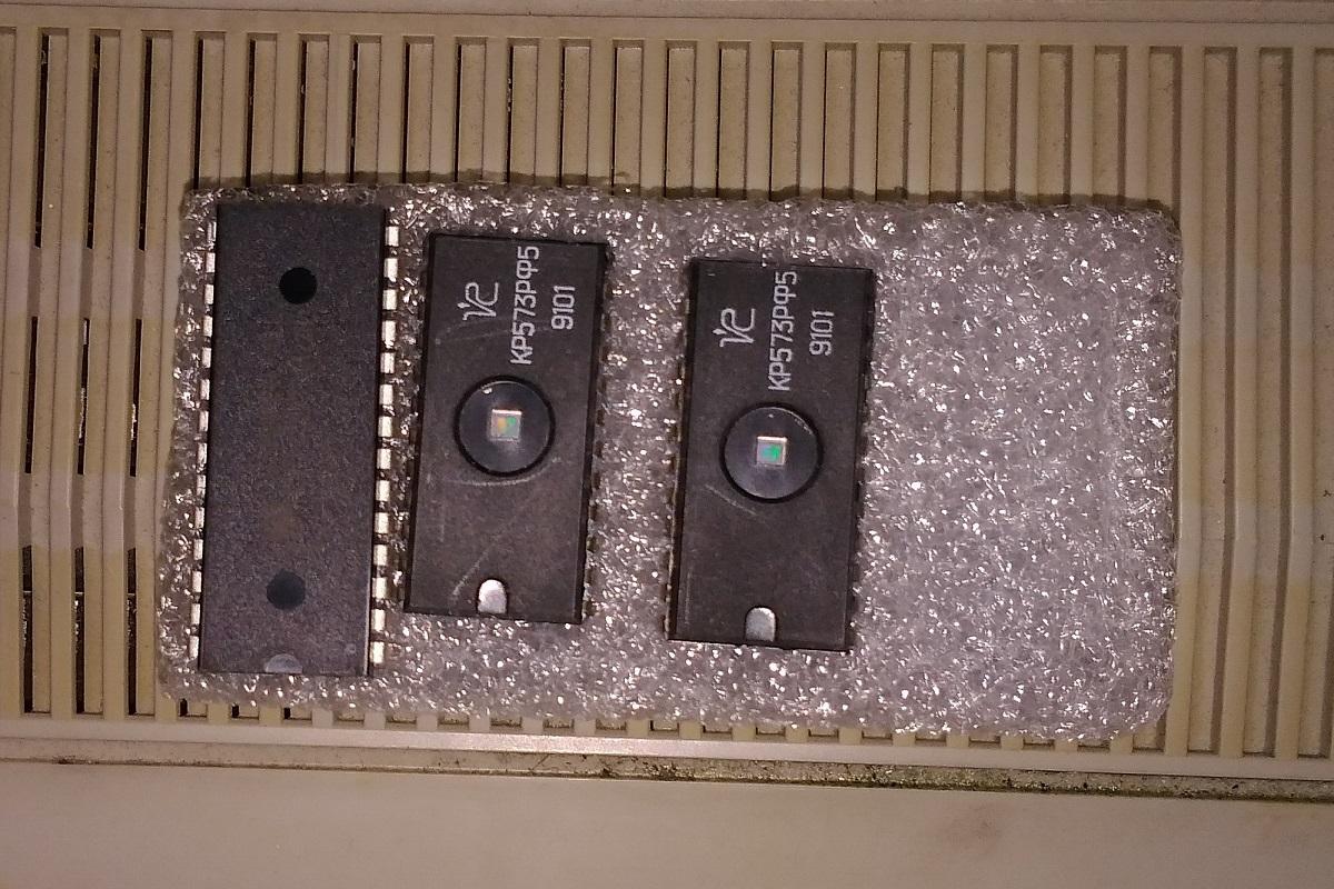 Микроша. Глава первая. Контроллер SD карты - 2