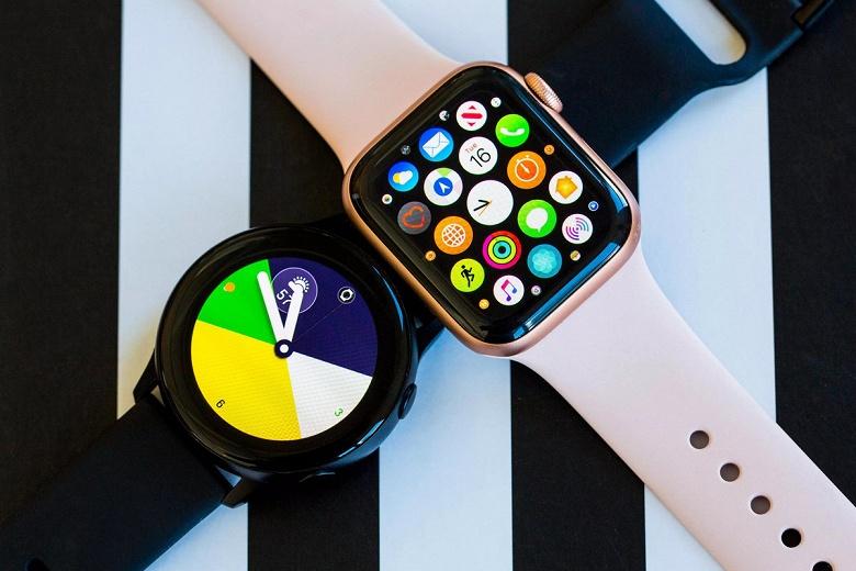 Никакие умные часы не способны догнать Apple Watch. Купертинский гигант занимает более половины рынка