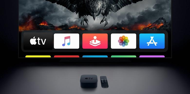 Новая телеприставка Apple TV 4K на подходе