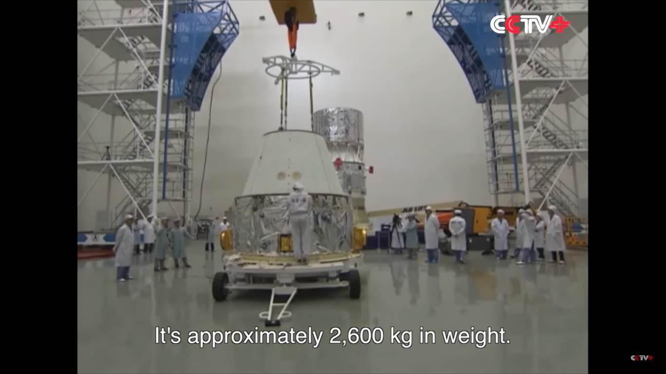 Новый китайский перспективный пилотируемый корабль. Его история и роль в современной лунной гонке - 2