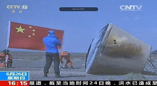 Новый китайский перспективный пилотируемый корабль. Его история и роль в современной лунной гонке - 5