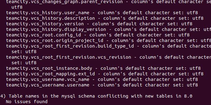 Обновление MySQL (Percona Server) с 5.7 до 8.0 - 3