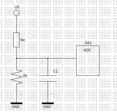 Измеряем температуру без АЦП - 4
