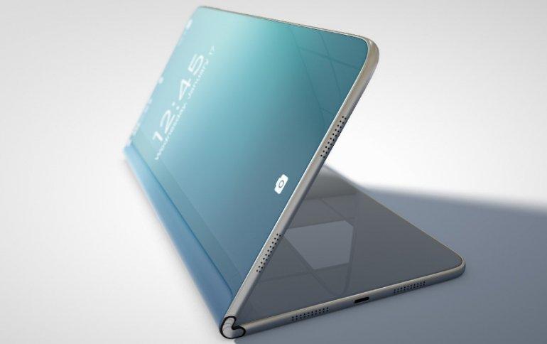 Стекло Schott Xensation Flex предназначено для складных дисплеев