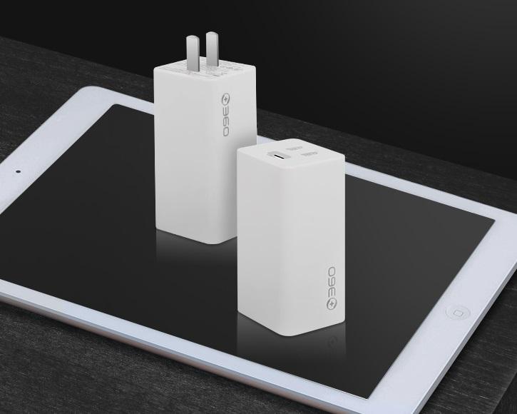 Нитрид галлия в массы. 65-ваттное зарядное для смартфонов, планшетов и ноутбуков всего за 24 доллара