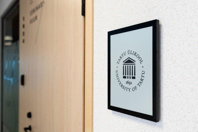 Расписание занятий в Тартуском университете выводится на дисплеи E Ink