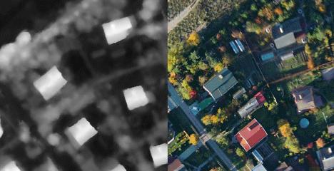MASK-RCNN для поиска крыш по снимкам с беспилотников - 14