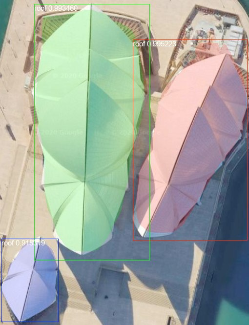 MASK-RCNN для поиска крыш по снимкам с беспилотников - 17