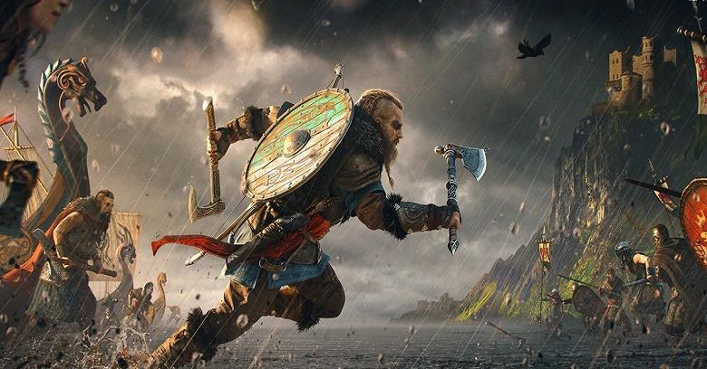 Первый провал Xbox Series X. Всего 30 к/с в Assassins Creed Valhalla