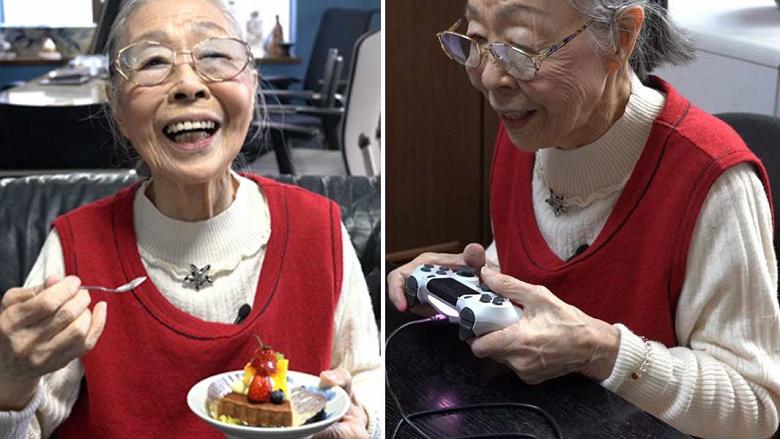 Новый рекорд Гиннесса. 90-летняя женщина названа самым пожилым геймером в мире