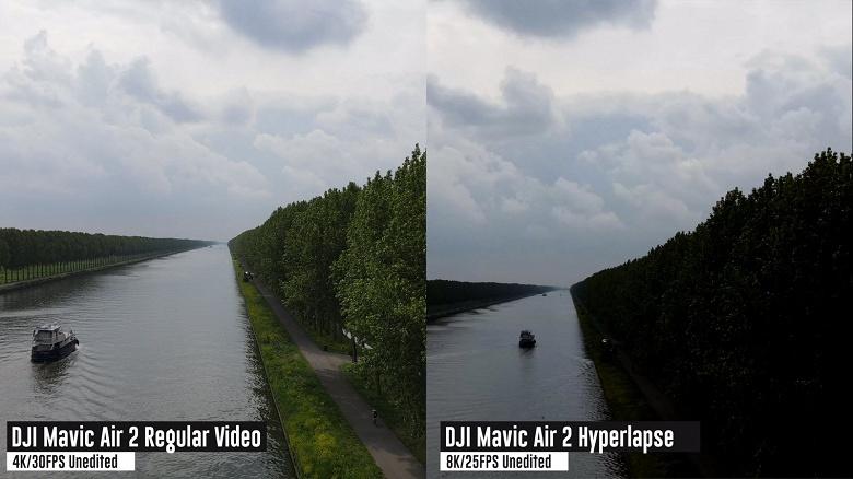 У дрона DJI Mavic Air 2 обнаружены серьезные проблемы