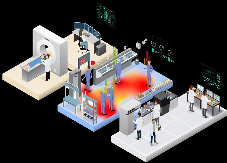 Nvidia расширяет возможности платформы для задач здравоохранения Nvidia Clara и находит новых партнеров для борьбы с COVID-19