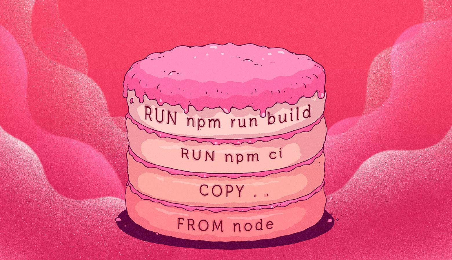 Несколько советов о том, как ускорить сборку Docker-образов. Например, до 30 секунд - 1