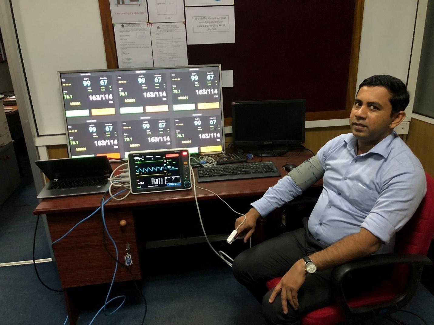 Go, Vue и 3 дня на разработку: система реального времени для мониторинга пациентов - 8