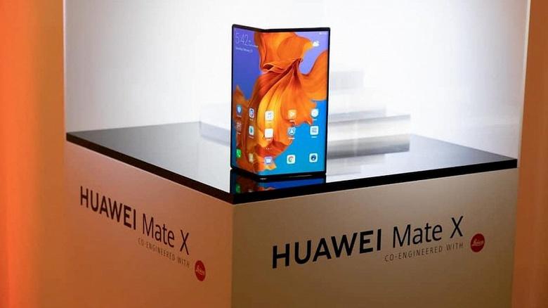 Huawei готовит «дешёвый» гибкий смартфон. Его покажут уже осенью