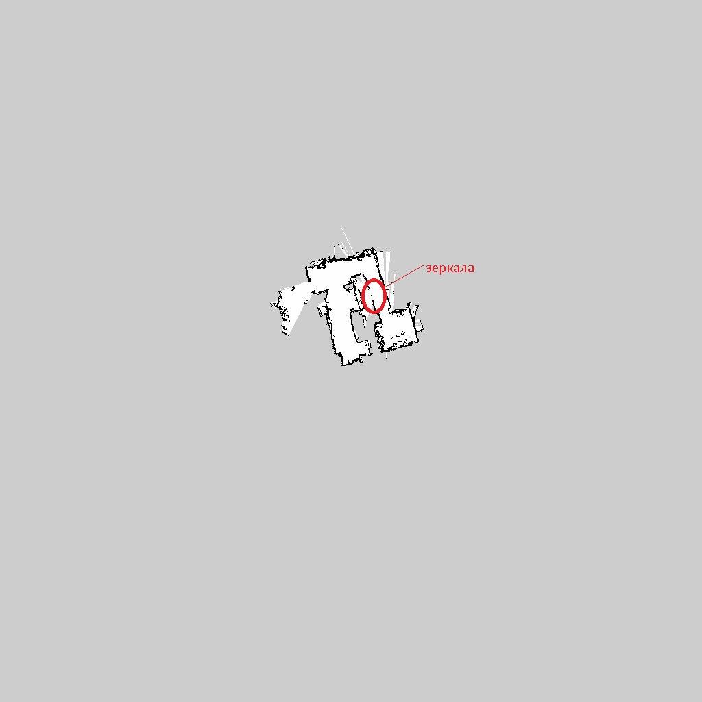 Робот-тележка 2.0. Автономная навигация домашнего робота на базе ROS. Часть 1 - 14