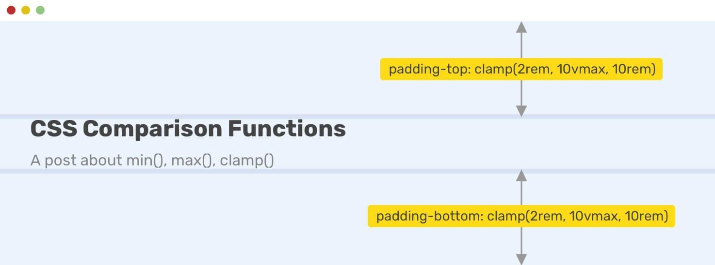 CSS-функции min(), max() и clamp() - 20