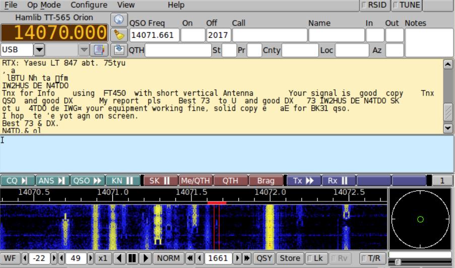 Протокол связи FT8 — как это работает - 2
