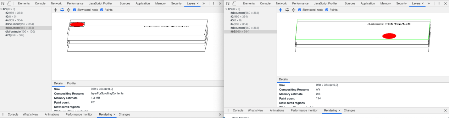Анализ производительности CSS-анимаций - 4