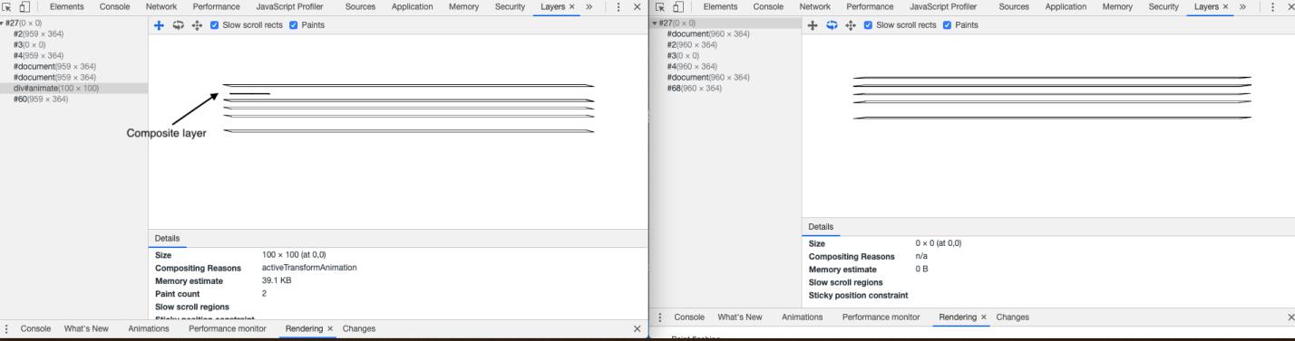 Анализ производительности CSS-анимаций - 5