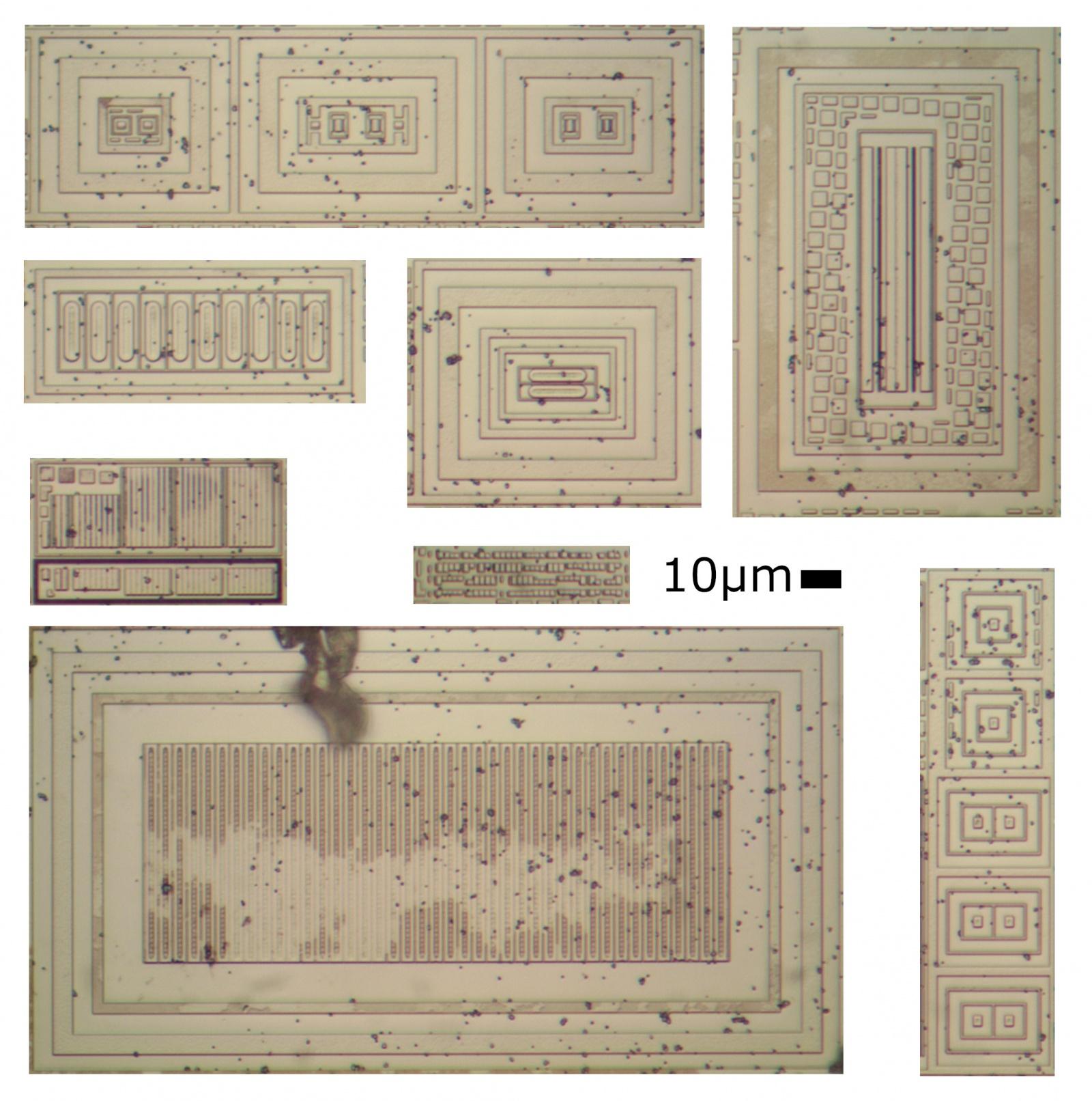 Вскрываем чип гальванической развязки с крохотным трансформатором внутри - 15